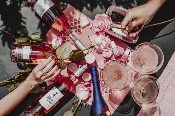ambiance été rosé madame wine