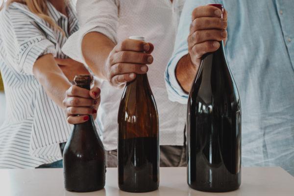 ambiance mix des générations party madame wine