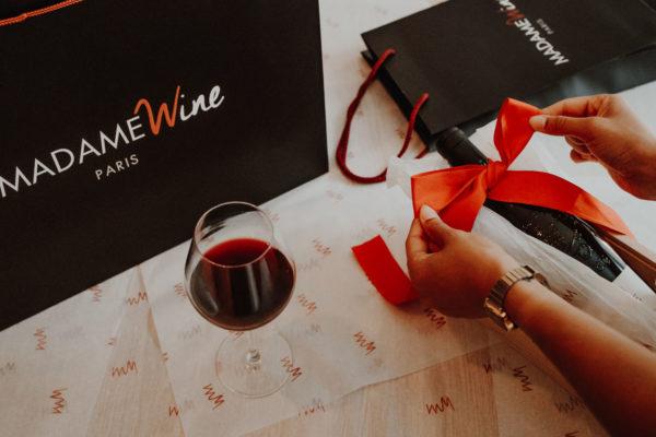 ambiance le cadeau idéal madame wine